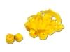 Gele streamers
