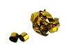 Gouden metallic streamers