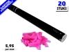 Bestel de goedkoopste 80cm confetti shooters met witte brandvrije papieren confetti bij Partyvuurwerk. Eenvoudig online bestellen en snel geleverd!
