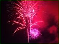 Vuurwerkshows en Pyromusicals
